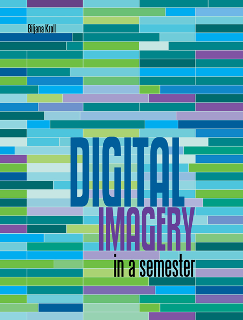 Digital Imagery in a Semester Book Cover